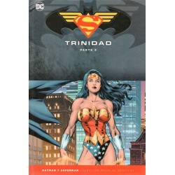 BATMAN Y SUPERMAN ESPECIAL: TRINIDAD Num 3