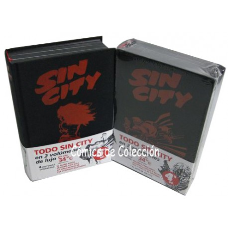 SIN CITY INTEGRAL. COMPLETA