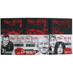 THE BOYS INTEGRAL. COMPLETA