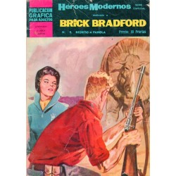 BRICK BRADFORD Núm 9: REGRESO A PANOLA