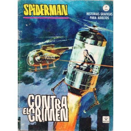 SPIDERMAN Núm 3: CONTRA EL CRIMEN