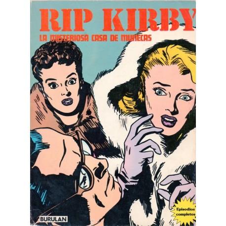 RIP KIRBY Núm 4: LA MISTERIOSA CASA DE MUÑECAS