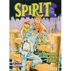 SPIRIT: ¡BIENVENIDO A CASA EBONY!