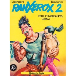 RANXEROX Núm 2: FELIZ CUNPLEAÑOS, LUBNA