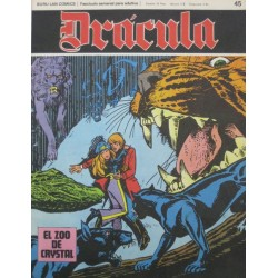 DRÁCULA Núm 45: EL ZOO DE CRYSTAL