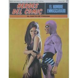 EL HOMBRE ENMASCARADO Núm 2: EL RAPTO DE TOMASIN