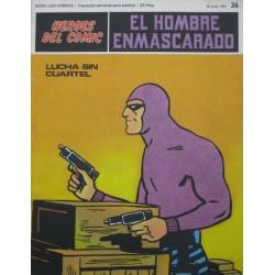 EL HOMBRE ENMASCARADO Núm 26: LUCHA SIN CUARTEL