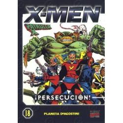 X-MEN/ PATRULLA X. COLECCIONABLE Núm 18