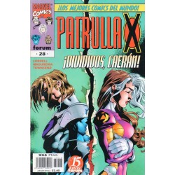 PATRULLA X VOL 2. Núm 28