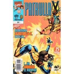 PATRULLA X VOL 2. Núm 31