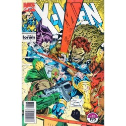 X-MEN Núm 23