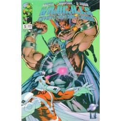 WILDC.A.T.S VOL 2. Núm 5