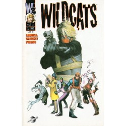 WILDC.A.T VOL 3. Núm 1