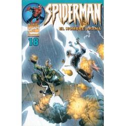 SPIDERMAN: EL HOMBRE ARAÑA Núm 18
