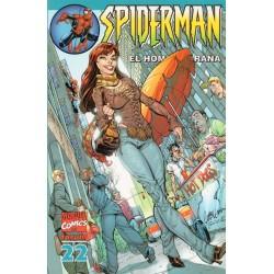 SPIDERMAN: EL HOMBRE ARAÑA Núm 22