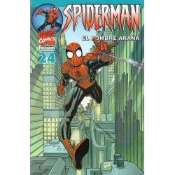 SPIDERMAN: EL HOMBRE ARAÑA Núm 24