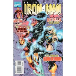 IRON MAN VOL 4. Núm 12