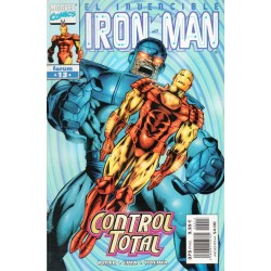 IRON MAN VOL 4. Núm 13