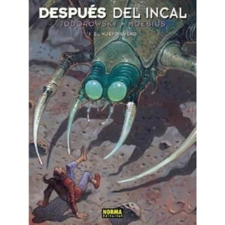 DESPUÉS DEL INCAL Núm 1. EL NUEVO SUEÑO