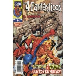 LOS 4 FANTÁSTICOS VOL III. Núm 9