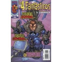 LOS 4 FANTÁSTICOS VOL III. Núm 10