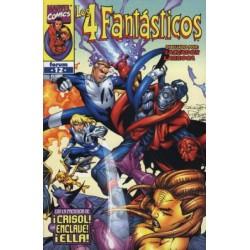 LOS 4 FANTÁSTICOS VOL III. Núm 12