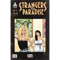 STRANGERS IN PARADISE. Núm 1