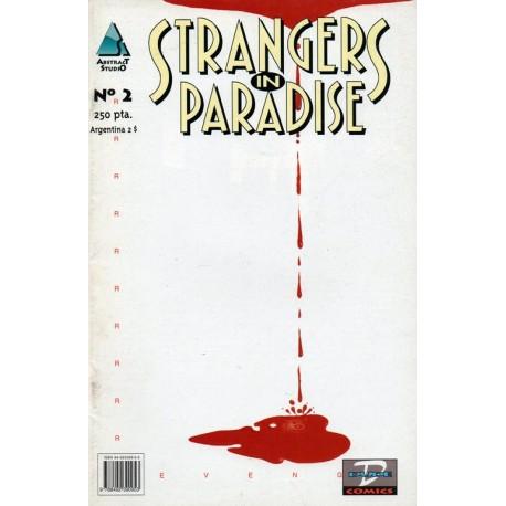 STRANGERS IN PARADISE. Núm 2