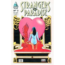 STRANGERS IN PARADISE. Núm 3
