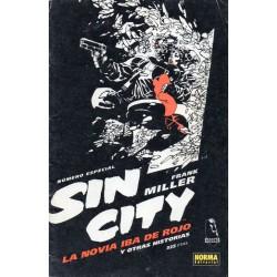 SIN CITY: LA NOVIA IBA DE ROJO