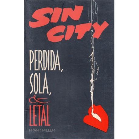 SIN CITY: PERDIDA, SOLA Y LETAL