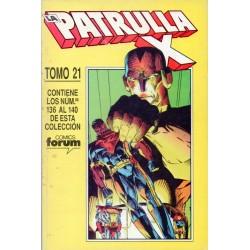 LA PATRULLA X. RETAPADO Núm. 21