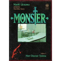 MONSTER Núm 1: HERR DOCTOR TENMA