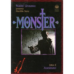 MONSTER Núm 2: ASESINATO