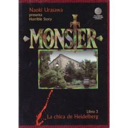 MONSTER Núm 3: LA CHICA DE HEIDELBERG