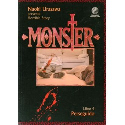 MONSTER Núm 4: PERSEGUIDO