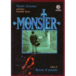 MONSTER Núm 5: BORRAR EL PASADO