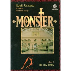 MONSTER Núm 7: BE MY BABY