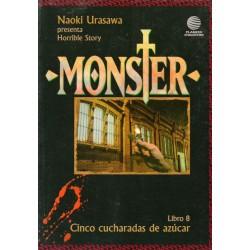 MONSTER Núm 8: CINCO CUCHARADAS DE AZÚCAR