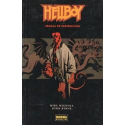 HELLBOY: SEMILLA DE DESTRUCCIÓN.