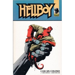 HELLBOY: CASI UN COLOSO