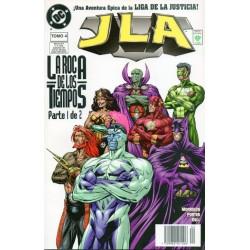 JLA: LA ROCA DE LOS TIEMPOS parte 1