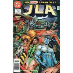 JLA: LAS NUEVAS CARAS DE LA JLA