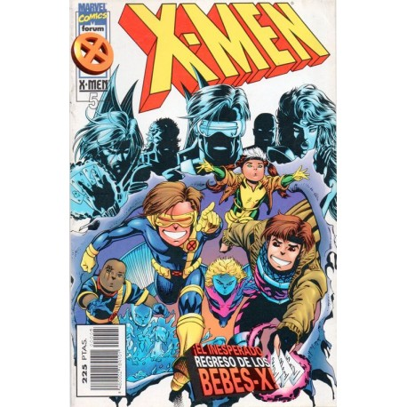 X-MEN. VOL II. Núm 5