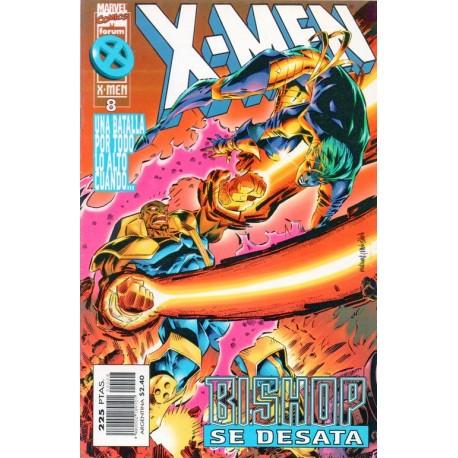 X-MEN. VOL II. Núm 8