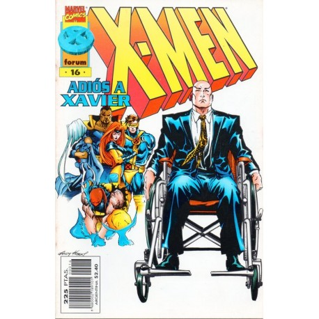 X-MEN. VOL II. Núm 16