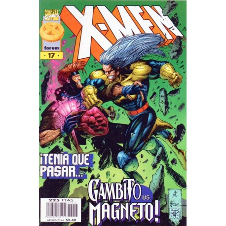 X-MEN. VOL II. Núm 17