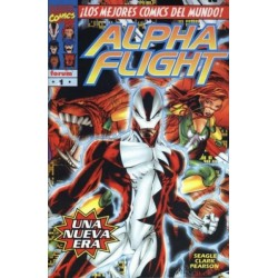 ALPHA FLIGHT VOL 2 Núm 1