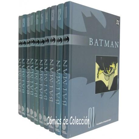 COLECCIONABLE BATMAN. COMPLETA