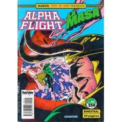 ALPHA FLIGHT/ LA MASA Núm 44